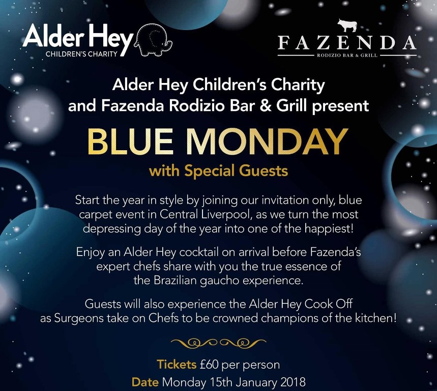Alder Hey Children's Charity Event
