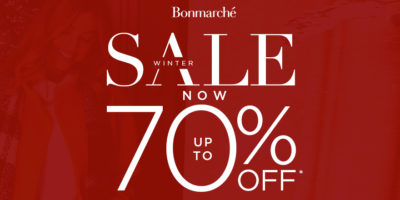 The Bonmarché sale is now even better with up to 70% off!