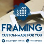 dot-art offers a bespoke picture framing service at very competitive prices through our Liverpool gallery.