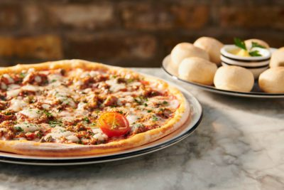PizzaExpress Autumn Menu Launches 18th September