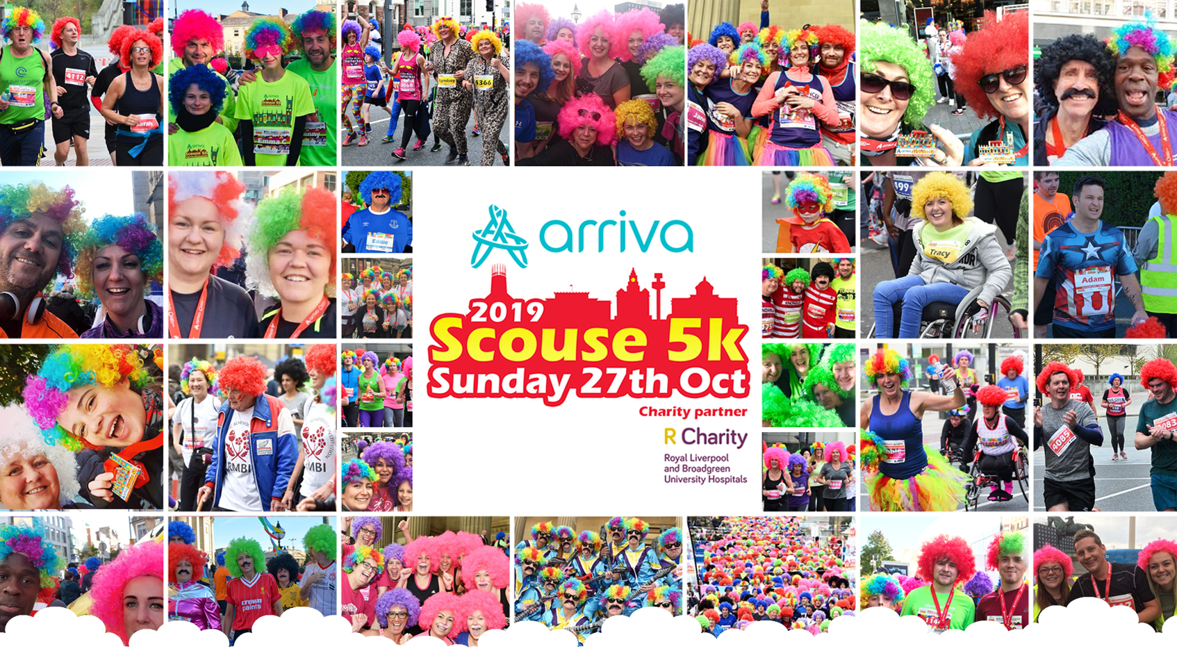 Win tickets to take part in Arriva Scouse 5K!