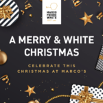 A merry & white Christmas at Marco's