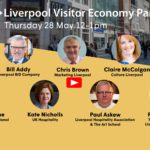 Watch the Liverpool Visitor Economy Panel video from 28 May