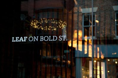 Upcoming events at LEAF on Bold Street
