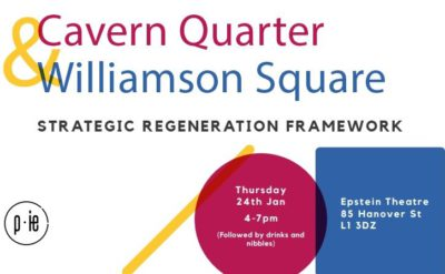 Cavern Quarter and Williamson Square Strategic Regeneration Framework