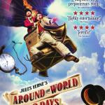 Join Phileas Fogg on an 'around the world' adventure this half-term at the Playhouse