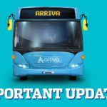 19/3/2020 – Announcement from Arriva
