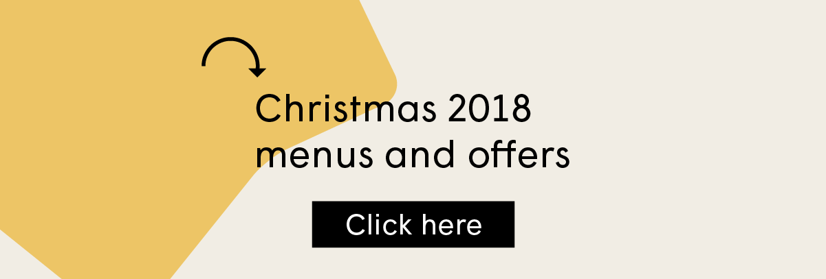 Christmas 2018 menus and offers