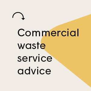 Commercial waste Service Advice
