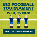 BID Foosball Tournament