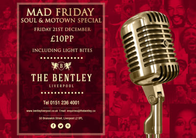 Celebrating Christmas At The Bentley