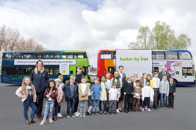 All aboard for Liverpool City Region's newest bus campaign