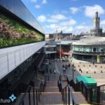 Green wall announced for St Johns Shopping Centre