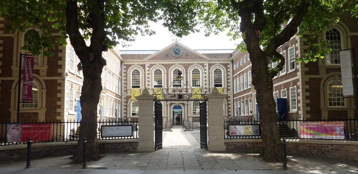 Heritage Weekends at Bluecoat