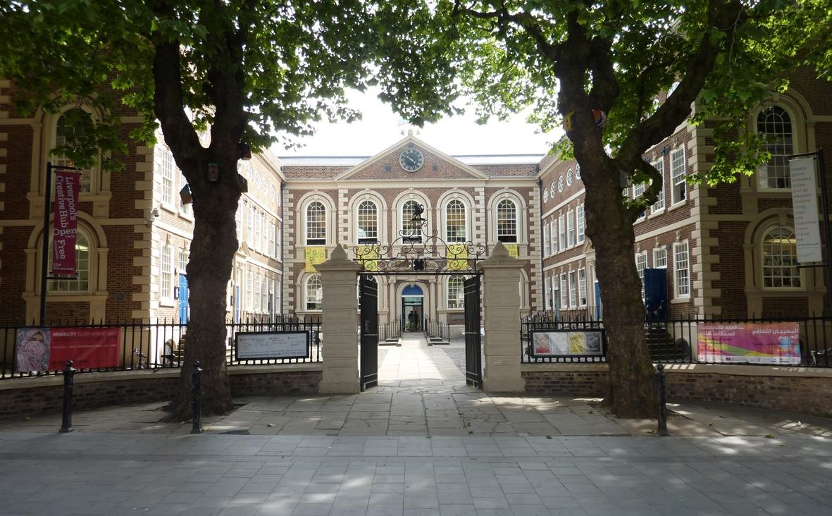 Bluecoat is reopening!