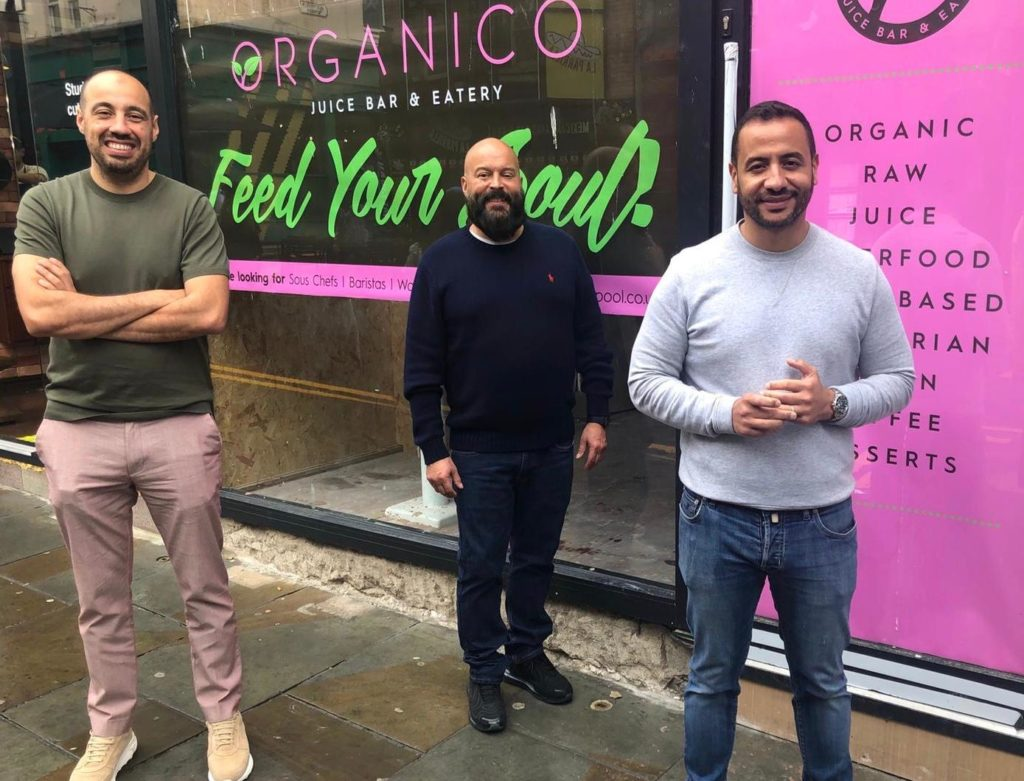 Bold Street Welcomes New Healthy Juice Bar and Eatery Organico