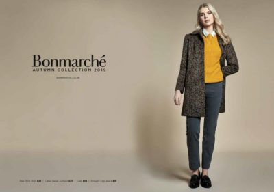 Bonmarché releases their new Autumn 2019 range