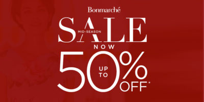 Visit Bonmarche to get up to 50% off selected items.