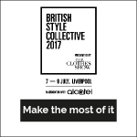 Take part in the British Style Collective