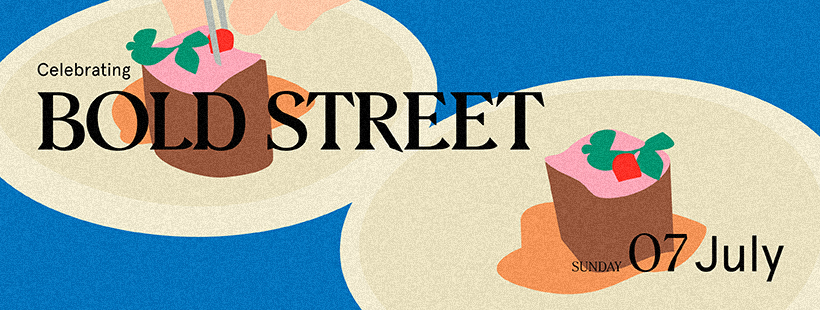 Celebrating Bold Street Facebook Cover Version 2