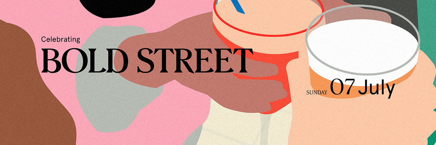 Celebrating Bold Street Twitter Header
