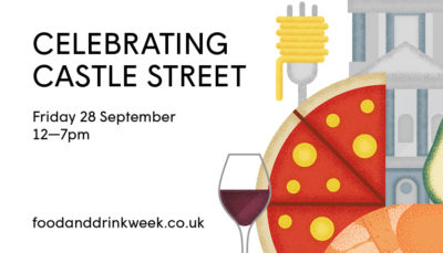Celebrating Castle Street 28 September