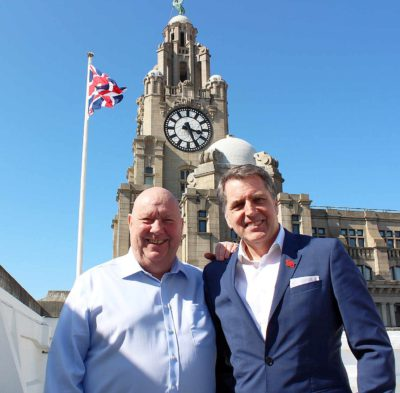 Liverpool Enters Race for Channel 4 Relocation