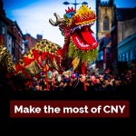 Join the Chinese New Year celebrations