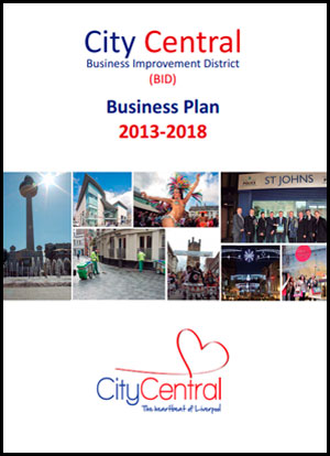 City-Central-BID---Business-Plan-2013-2018