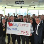 City Central BID Wins YES! Vote For 5 More Years