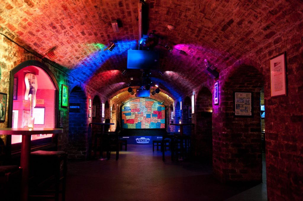What's happening in the Cavern in July!