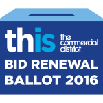 Countdown to Commercial District BID ballot begins