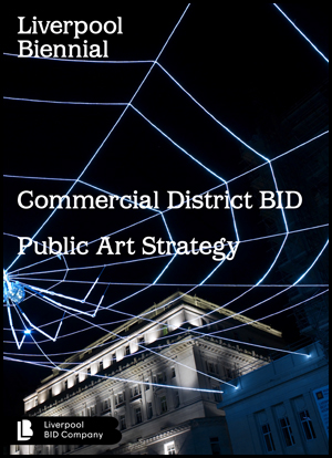 Commercial District BID Art Strategy