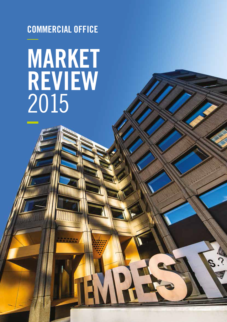Liverpool City Region Commercial Office Market Review 2015