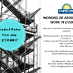 Project rates available at Days Inn Liverpool