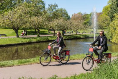 Bike & Go shares the love by offering two-for-one this Valentine's