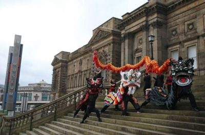 WARRIORS TAKE OVER WORLD: Liverpool's World Museum Terracotta Warriors exhibition to open