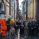 Liverpool's magical makeover of LGBT quarter revealed