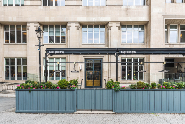 El Gato Negro Liverpool to open Friday August 2