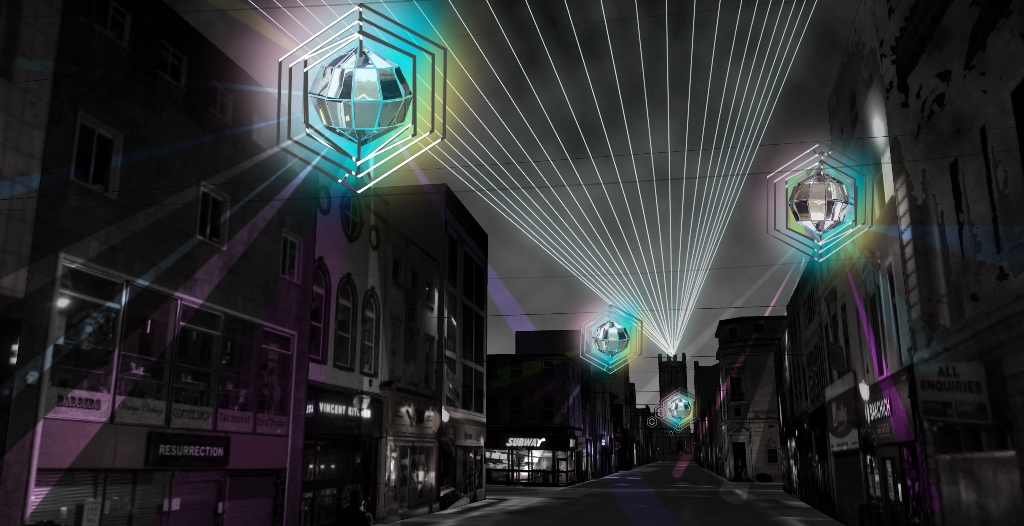 Follow the Star - Bold Street Falling Stars III - Liverpool BID Company