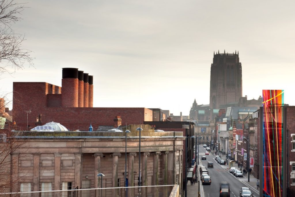 Everyman & Playhouse's Love, Liverpool: An A-Z of Hope to give people the opportunity to share stories of their Liverpool