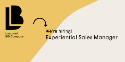 Experiential Sales Manager