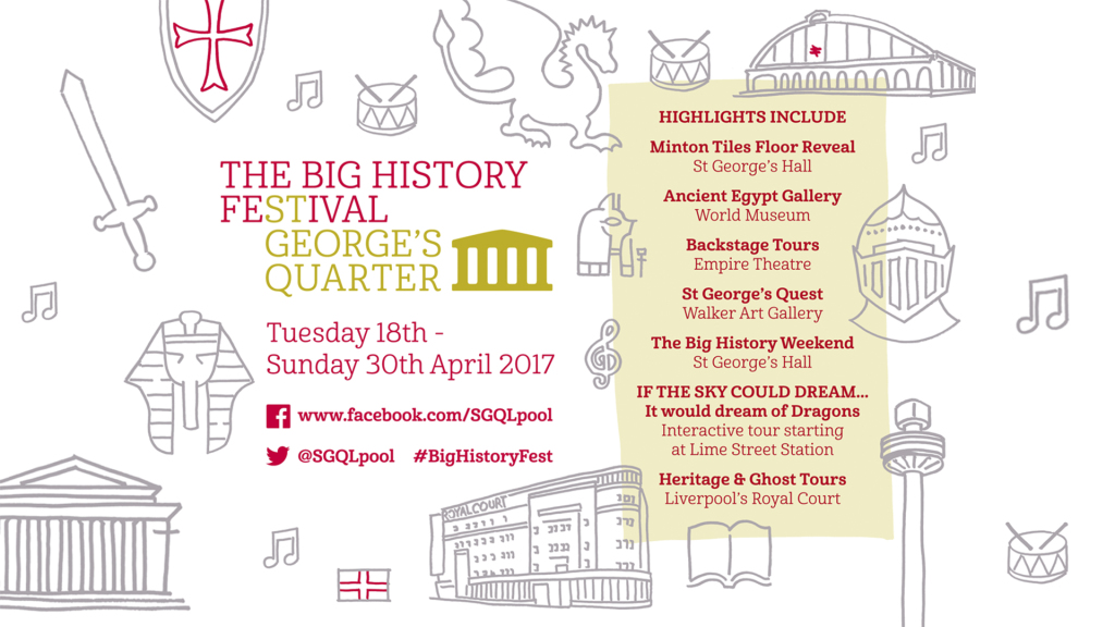 Facebook Event - St George's Quarter Big History Festival 2017
