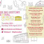 Full programme revealed for first Big History Festival