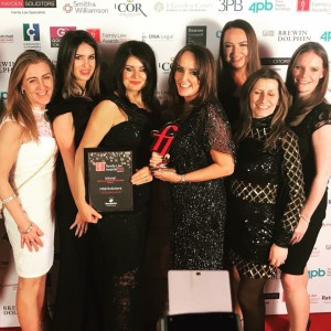 MSB Solicitors named Family Law Regional Firm of the Year for the North