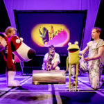 Family fun as dragons, frogs, lizards and dogs take over the Playhouse this spring!