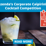 Fazenda's Business Caipirinha Cocktail Competition