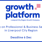 Survey on Professional & Business Services in Liverpool City Region