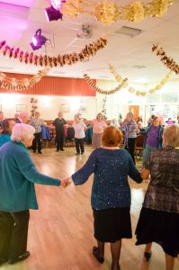 Liverpool Gets Happy for the International Day of Older Persons