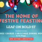 LEAF: The Home of Festive Feasting